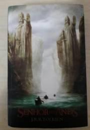 Livro o senhor dos anéis(volume único)