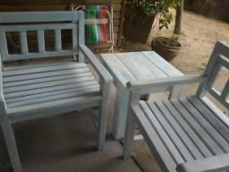 Cadeiras rusticas