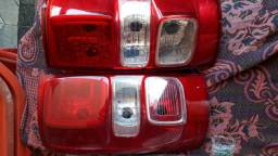 PAR Lanterna Traseira Gm S10 Ltz 2012 2013 2014 2015 sem led