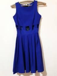 Vestido maravilhoso azul