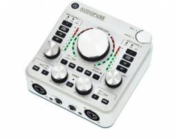 Vendo ou troco placa de audio Arturia AudioFuse Classic Silver