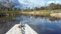Terreno na beira do lago