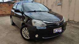 Toyota etios 1.5 xls consorciado - 2013