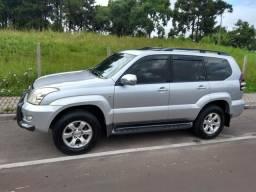 Toyota Prado 8 lugares automática impecável aceito troca - 2009