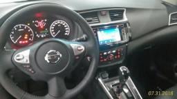 Nissan Sentra SV Cvt 2019 - 2019