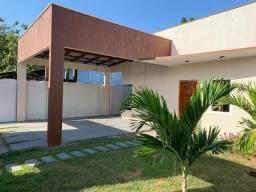 Casa recém construída no congos, proximo da tropical center