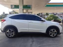 Honda HRv LX Branco Perolizado Novíssimo!! - 2017