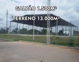 Galpão no Centro em Cacau Pirera - AM