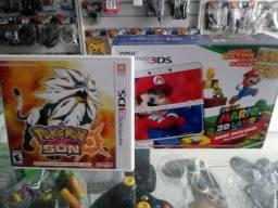 New Nintendo 3DS - Aceitamos video games como parte do pagamento