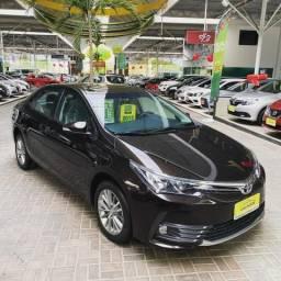 Corolla GLI Automático CVT (Apenas 22.000 KM) - 2018