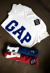 Camiseta GAP feminina