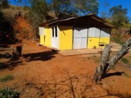 Chácara à venda com 1 dormitórios em Zona rural, Itutinga cod:518
