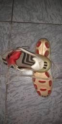 Chuteira Adidas predator mania tam42 raridade 3eec686cc8eb9