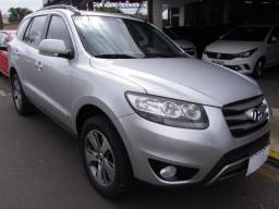 HYUNDAI SANTA FÉ 2011/2012 3.5 MPFI GLS V6 24V 285CV GASOLINA 4P AUTOMÁTICO