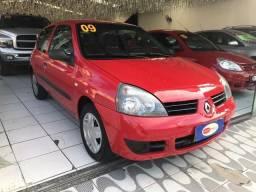 Renault Clio - 2008/2009 1.0 Campus 16V Flex 2P Manual - 2009
