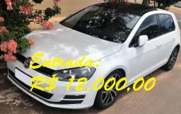 VW - Golf highline 1.4 tsi. (Oportunidade!)