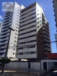 Apartamento com 2 quartos para alugar, 77 m² por R$ 1.276,00/mês com taxas - Candeias - Ja