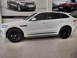 Vendo ou troco jaguar f-pace r-sport 2018 zerado - 2018