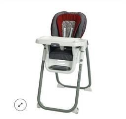 Assento Cadeirinha de Alimentação Graco TableFit Baby High Chair
