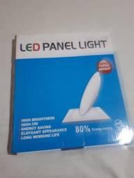 LED PANEL LIGHT 18W quadrado novo