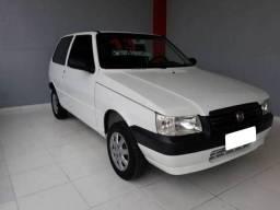 Fiat uno branco - 1.0 mpi mille fire economy 8v flex 2 p cod 1025 manual - 2013