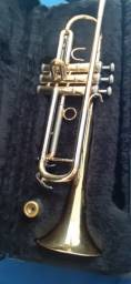 Trompete Eagle TR 504show de instrumento