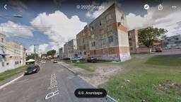 Apartamento 3/4 mobiliado - Inocoop