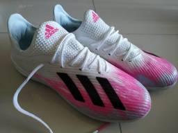 Chuteira Adidas X 19.1 TF tam 40