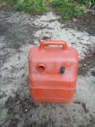 Tanque de gasolina de popa de motor