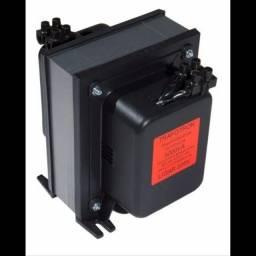 Transformador energia 5000 va suporta ar condicionado até 12.000 btus 3500 wats potência