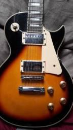 Guitarra pouco usada