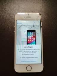 iPhone 5S 16 gb - leia os detalhes na descrição