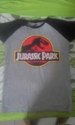 camisa jurassic park