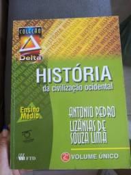 Livro História do Brasil - Caruaru