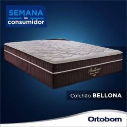 Colchão dos sonhos - Bellona da Ortobom