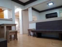Apartamento à venda com 2 dormitórios em Canudos, Novo hamburgo cod:18487
