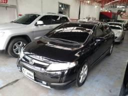 Honda civic 2007 1.8 lxs 16v flex 4p automÁtico