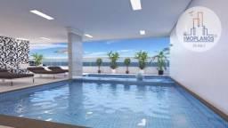 Excelente apartamento de 2 suítes e lazer completo à venda, 96 m² por R$ 450.000 - Canto d