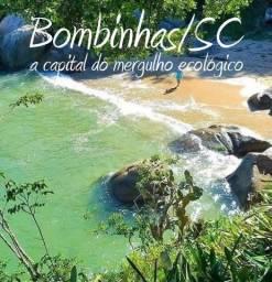 Aluga-se Casas em Bombinhas/SC, à 50 e 200 metros da Praia