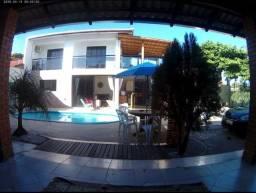 Linda casa de praia com piscina para temporada/dia em Penha SC