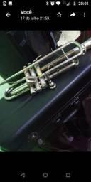Trompete weril e373 em ótimo estado