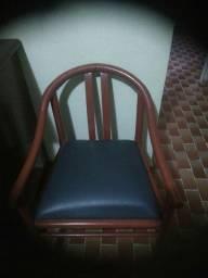 Cadeira acoxoada