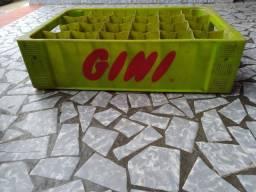 Caixa de garrafas gini