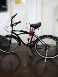 Bicicleta nova 21marchas
