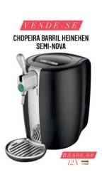 Choppeira Elétrica Heineken 5 litros