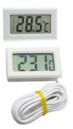 Termômetros Digital aquarios,Estufas,Chocadeiras: - 50 A 110°c