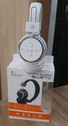 Head Phone Phone de ouvido Para Celular Bluetooth Sem Fio