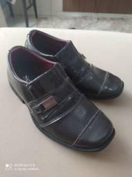 Sapato sacial infantil