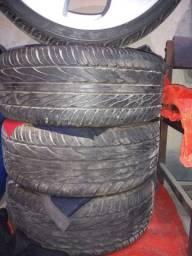 Rodas horbital aro 18 com pneus em ótimas condições
