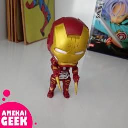 Miniatura Iron Man Homem de Ferro Marvel